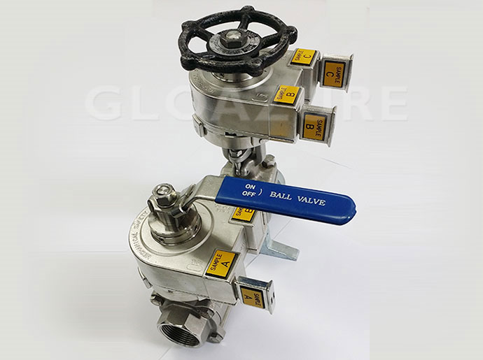 Mechanical Valve Interlocks
