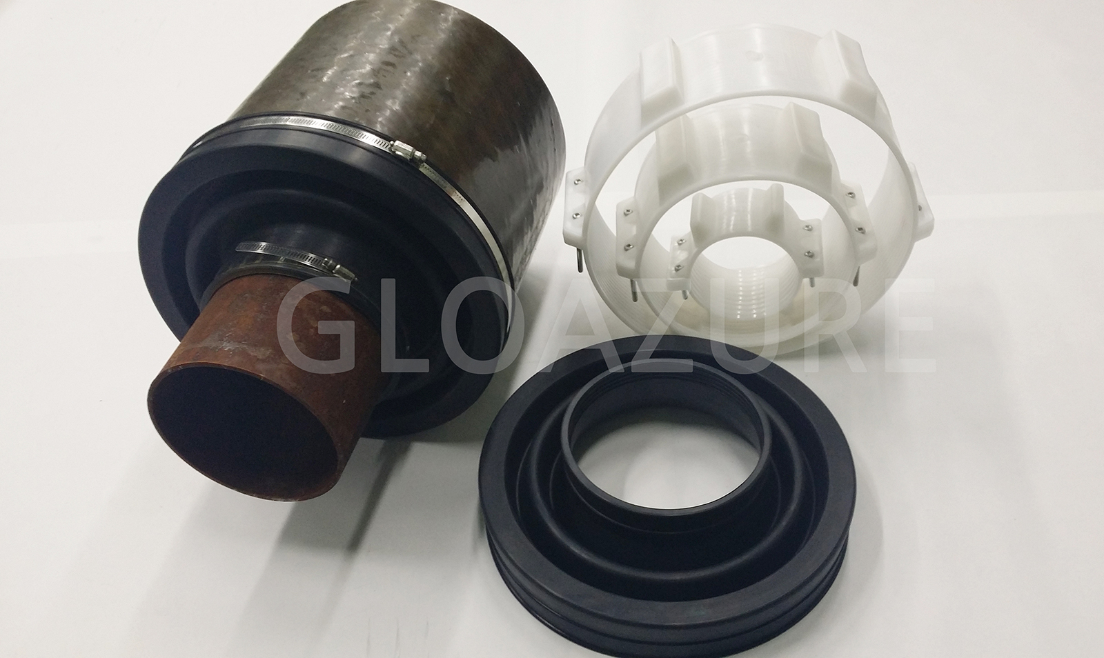 Pipe Insulator, End Seal and Link Seal